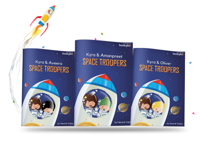 space-troopers-personalised-book